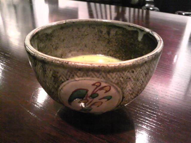 島岡達三作・抹茶碗